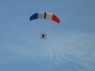 E280 Thunderbolt E-Series Powered Parachute